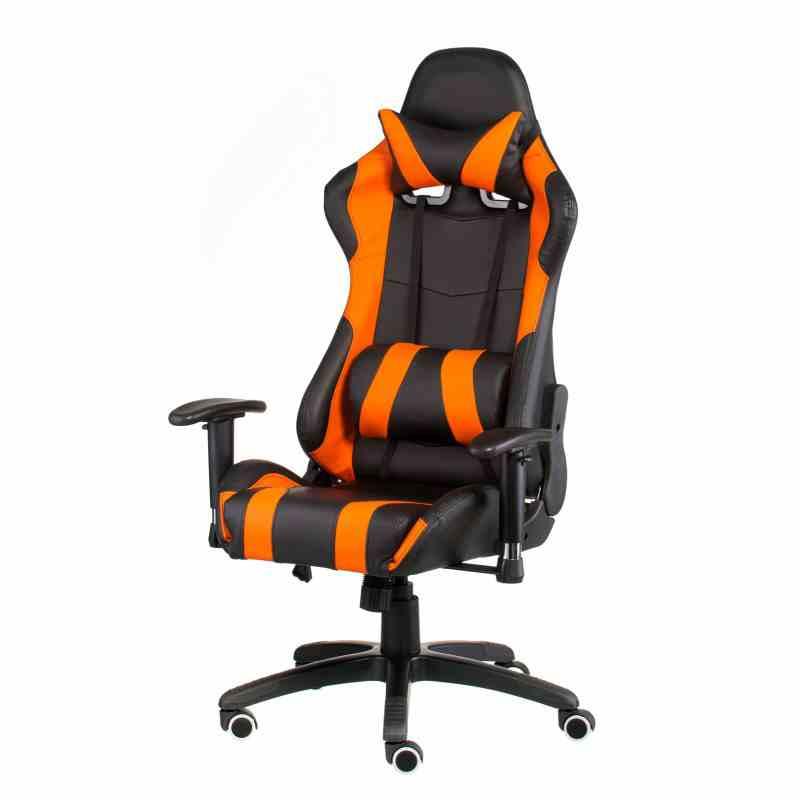 Крісло ExtremeRace black/orange 15