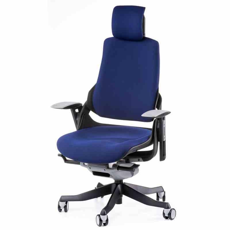 Крісло WAU NAVYBLUE FABRIC 11