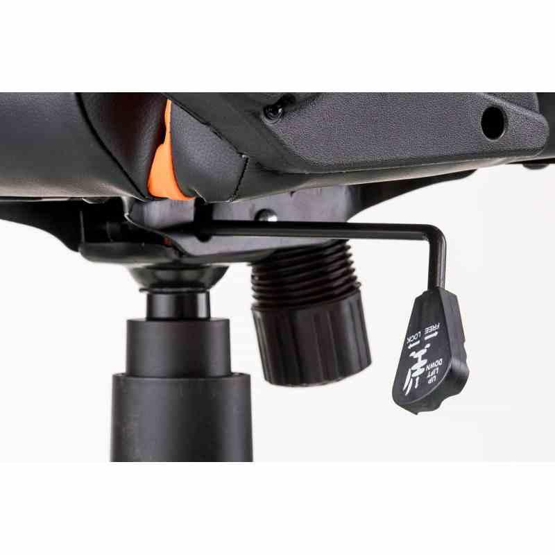 Крісло ExtremeRace black/orange 9