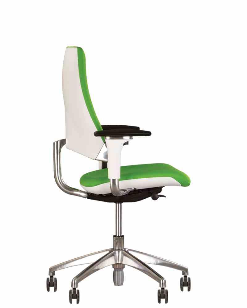 Крісло HIP HOP R white AL33 0