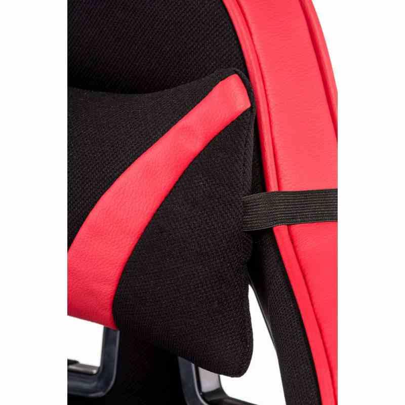 Крісло ExtremeRace 2 black/red 10