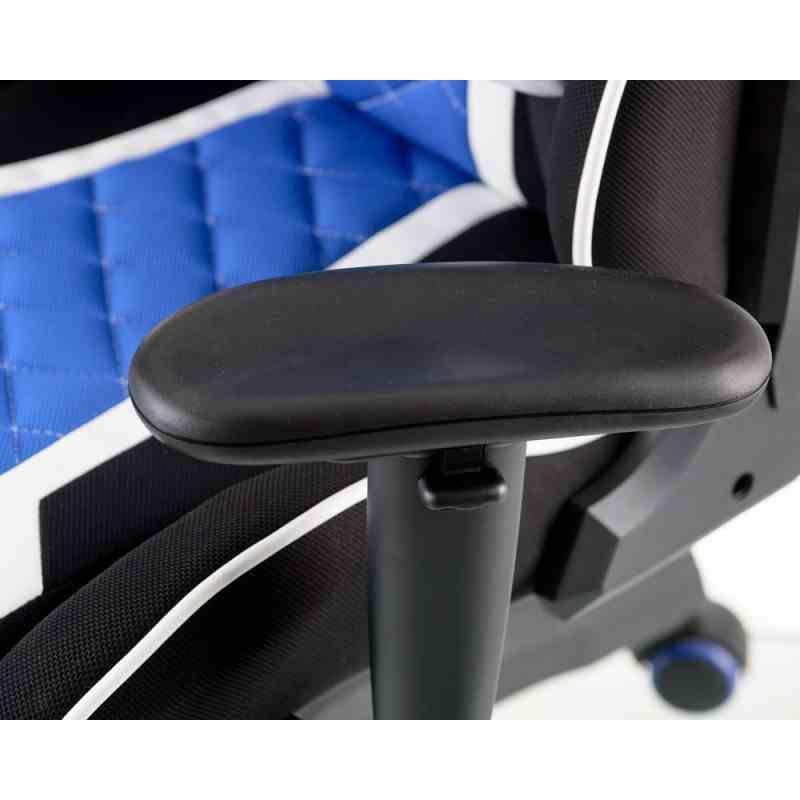 Крісло ExtremeRace 3 black/blue 12