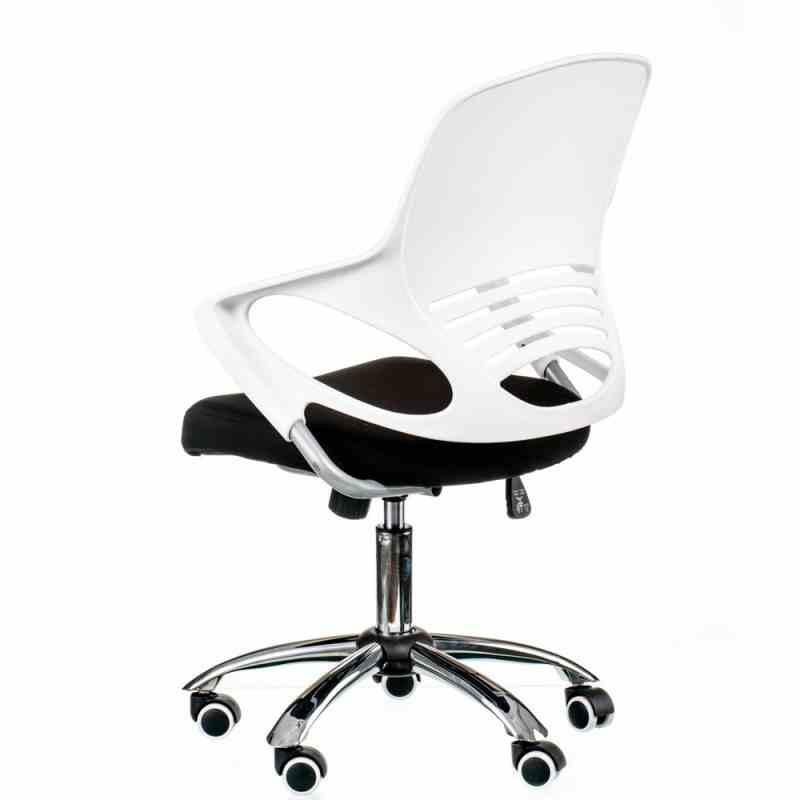 Крісло офісне Envy Black / White 2