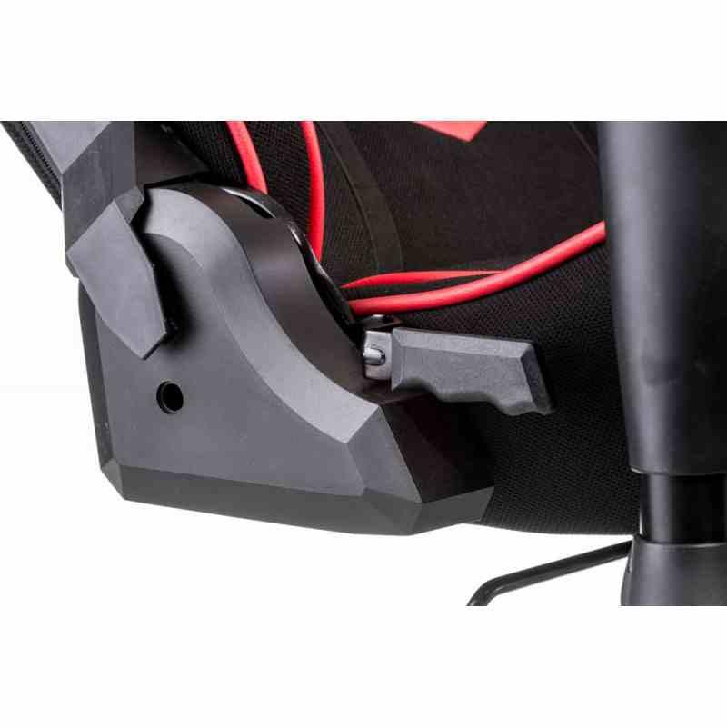 Крісло ExtremeRace 2 black/red 14