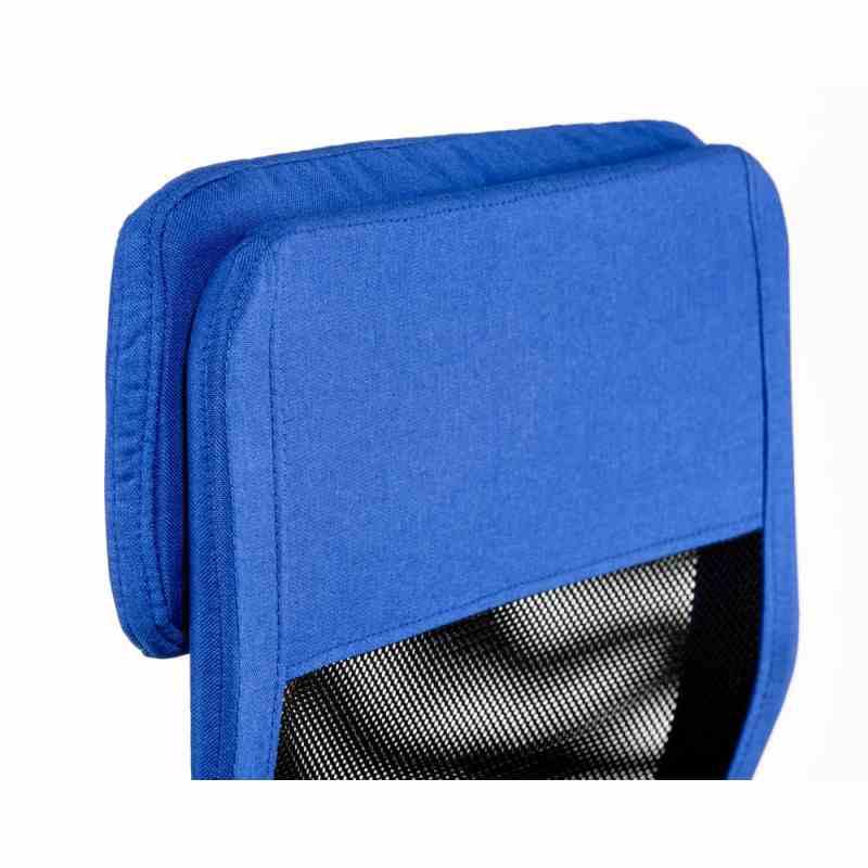 Крісло Silba blue 9