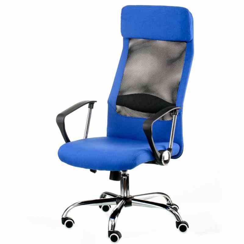 Крісло Silba blue 12
