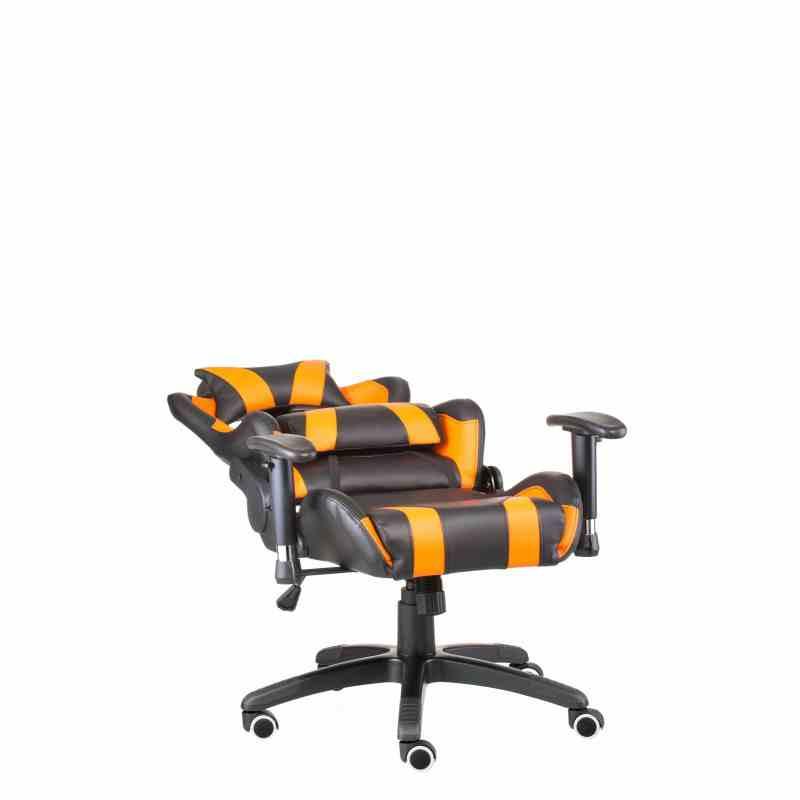 Крісло ExtremeRace black/orange 14
