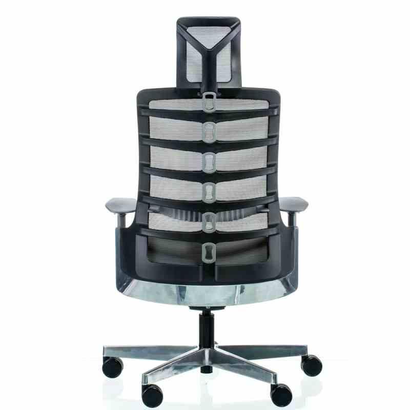 Крісло SPINELLY BLACK/METALLIC 5