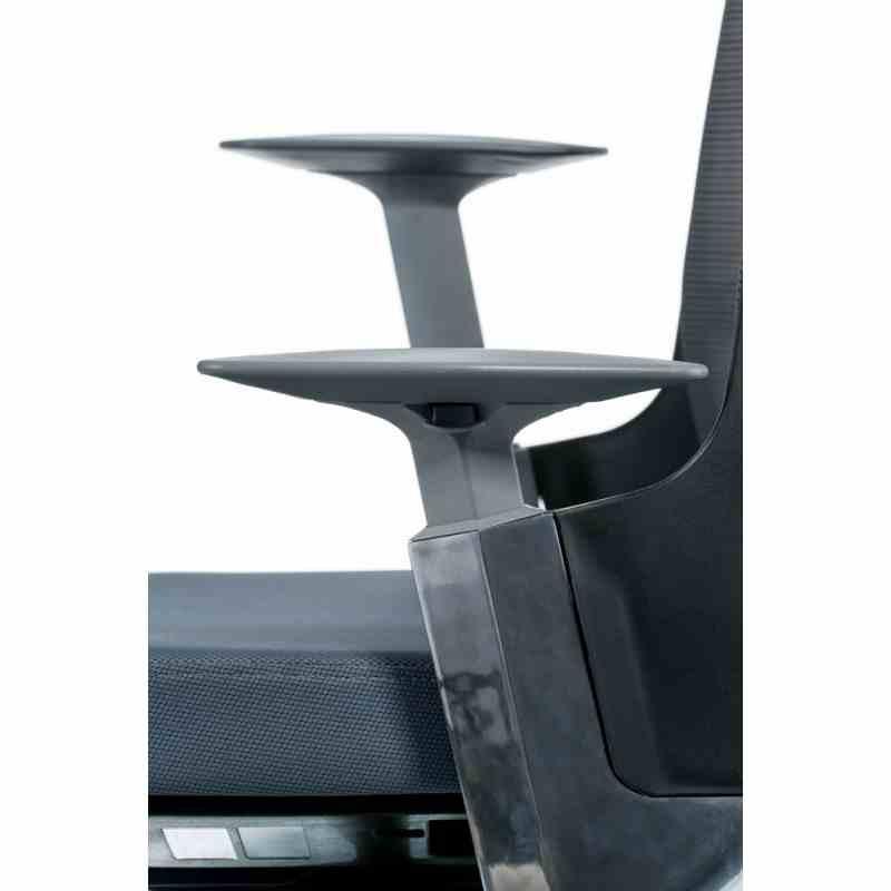 Крісло SPINELLY SLATEGREY/BLACK 6
