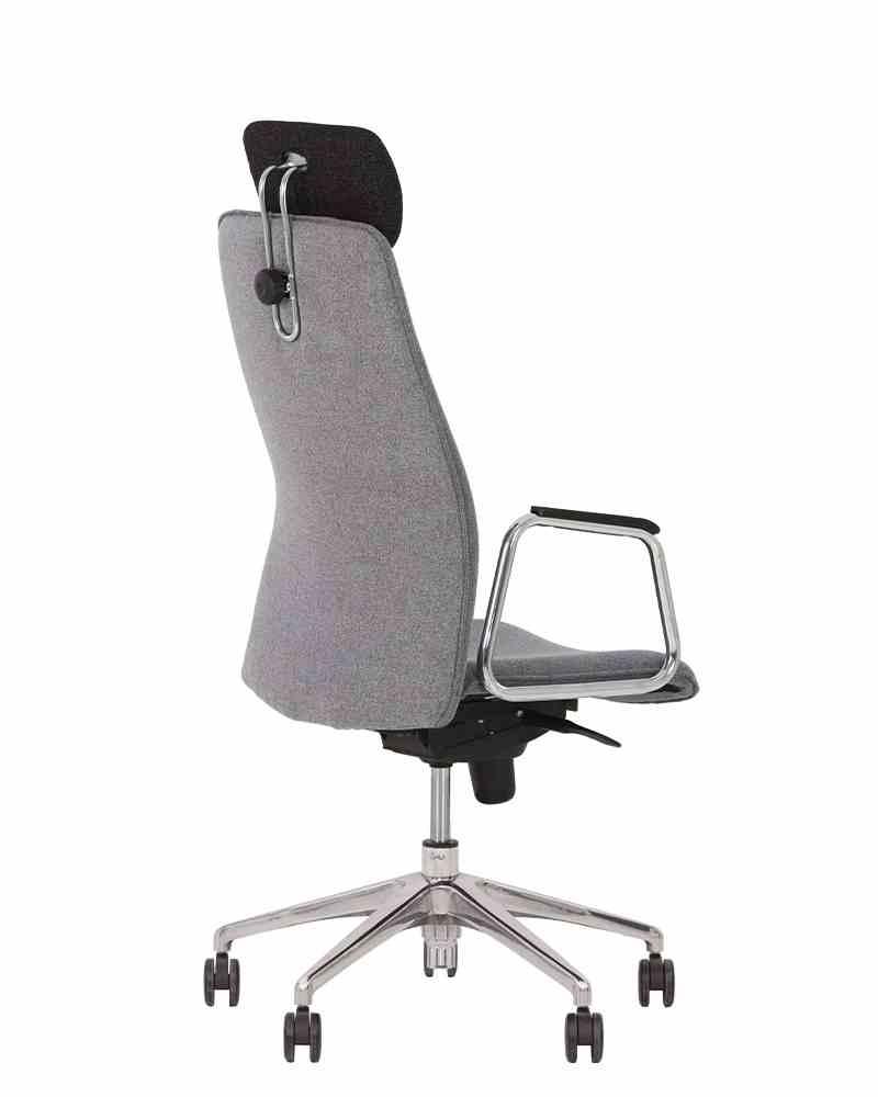 Крісло SOLO HR steel ES AL70 з «Синхромеханiзмом» 0