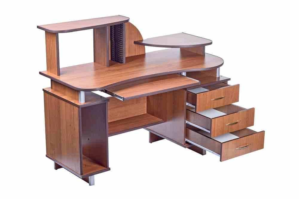 Комп'ютерний стіл КС-05 пл 2