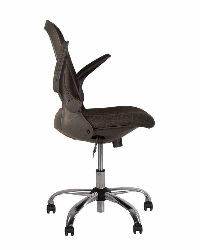 Крісло офісне GLORY GTP black Tilt CHR61 2