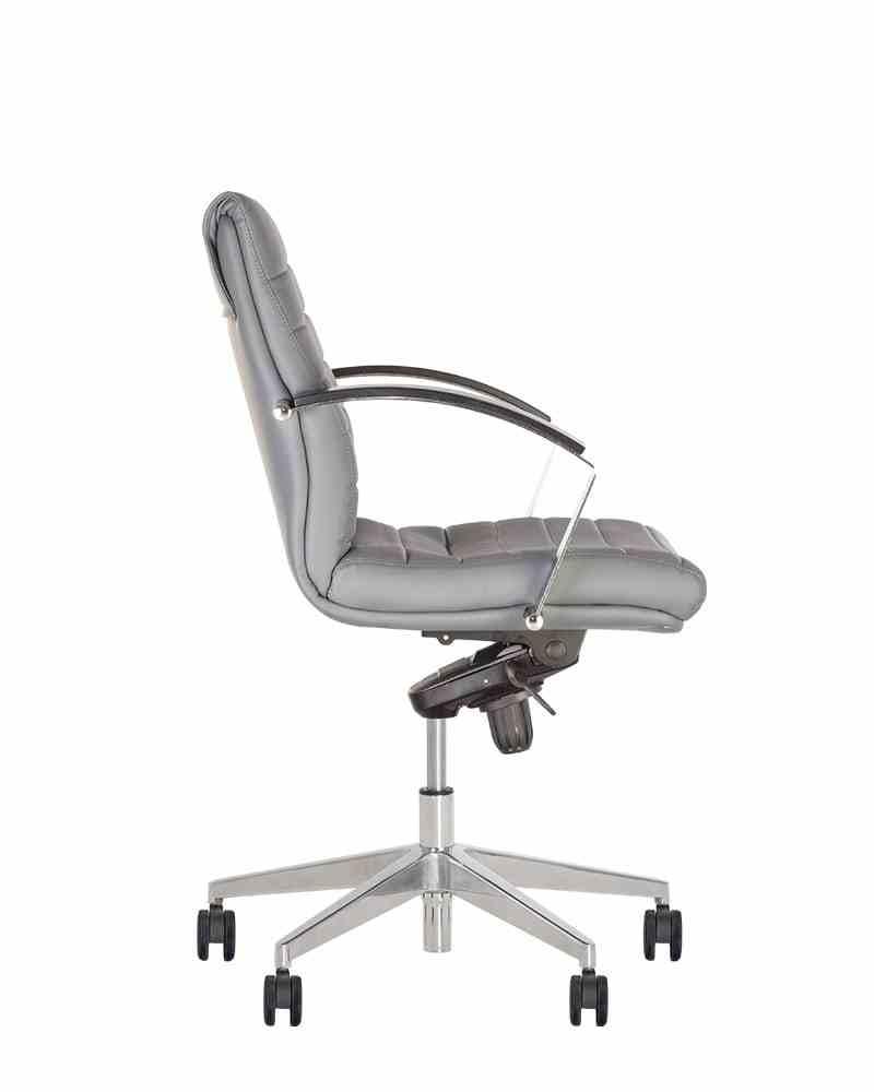 Крісло керівника IRIS STEEL LB CHROME 0