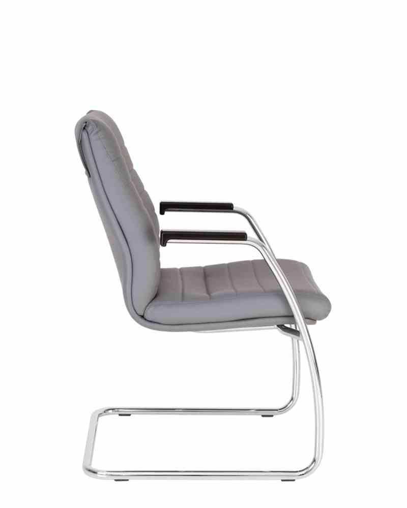 Крісло конференційне IRIS STEEL CF LB CHROME 0