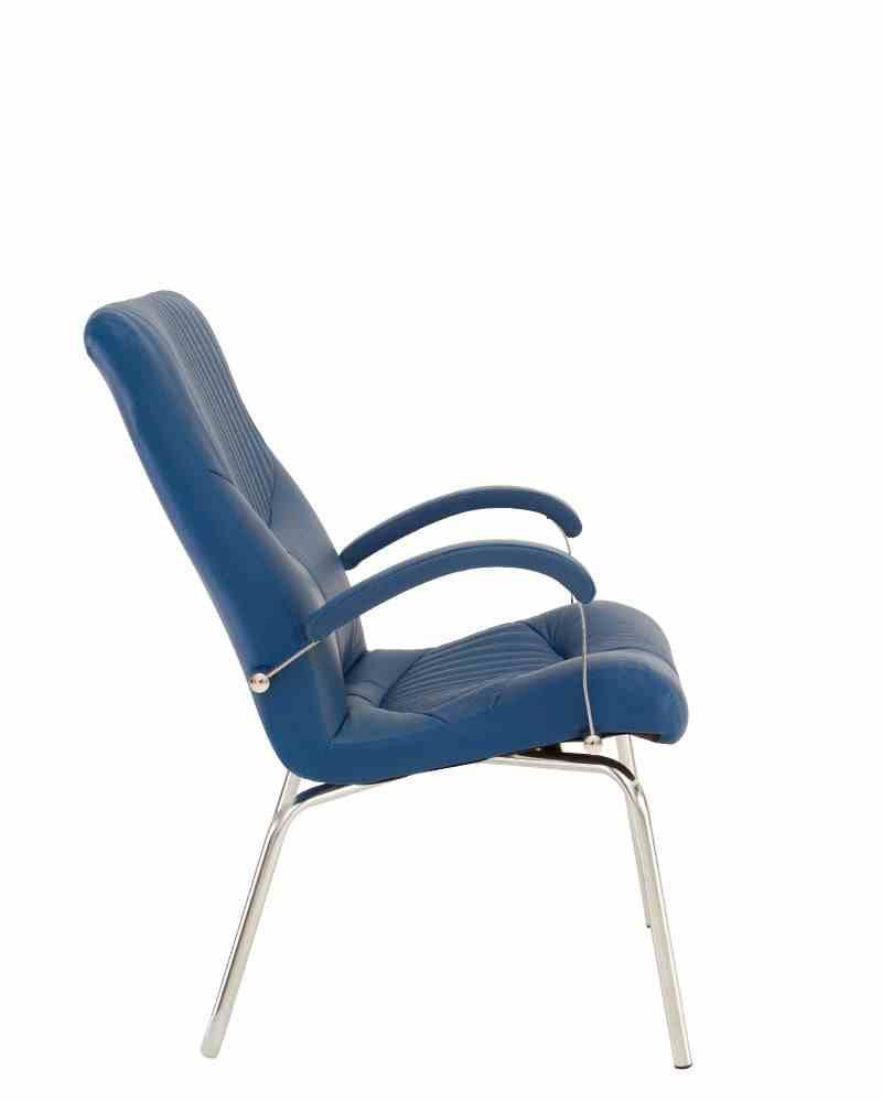 Крісло конференційне GERMES STEEL CFA LB CHROME 0