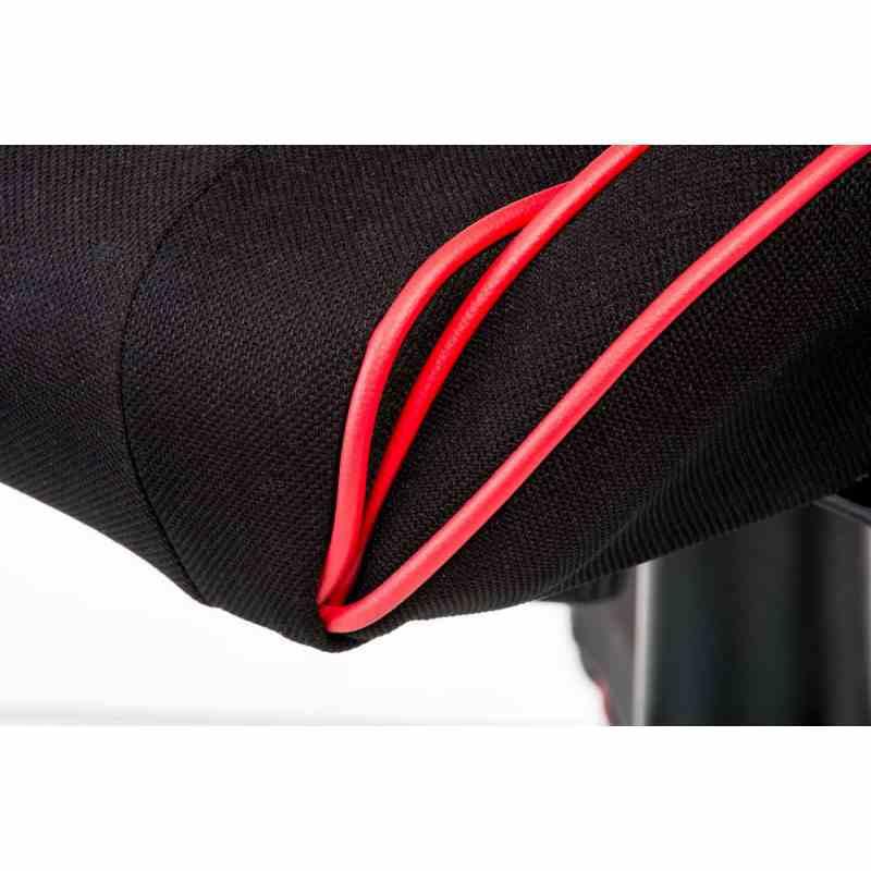 Крісло ExtremeRace 2 black/red 12