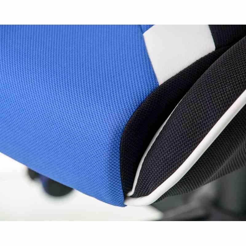 Крісло ExtremeRace 3 black/blue 14