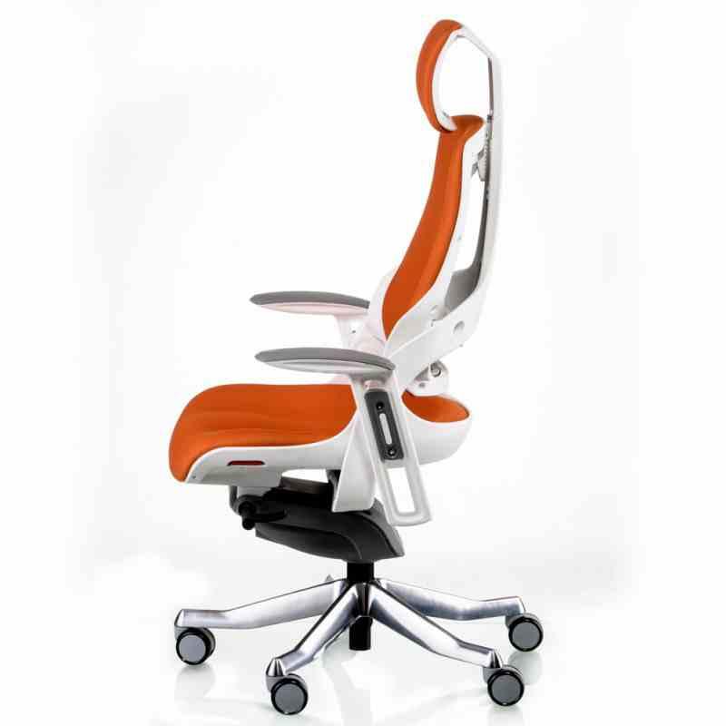 Крісло WAU MANDARIN FABRIC WHITE 0
