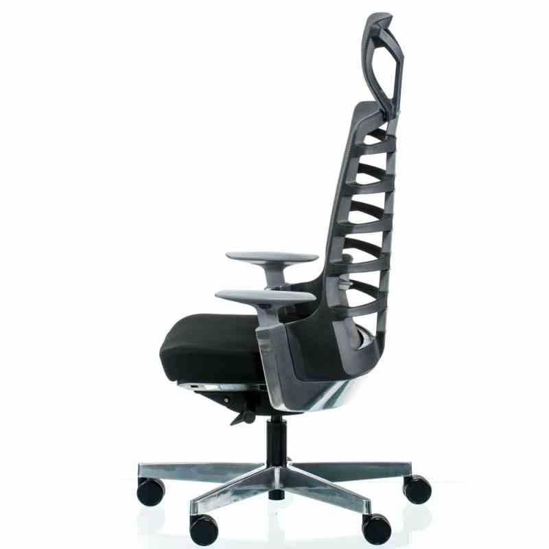 Крісло SPINELLY BLACK/METALLIC 0