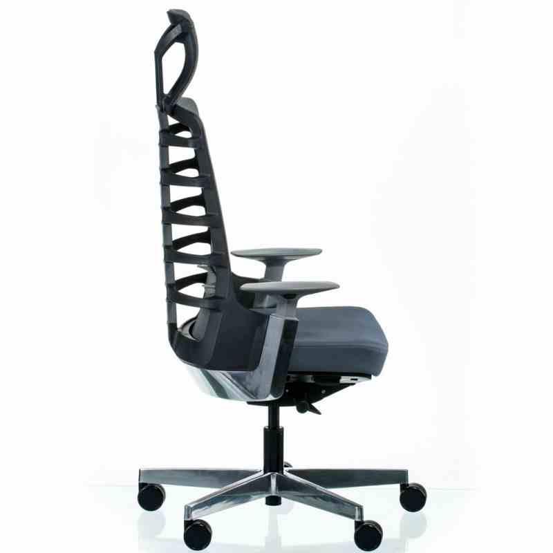 Крісло SPINELLY SLATEGREY/BLACK 1