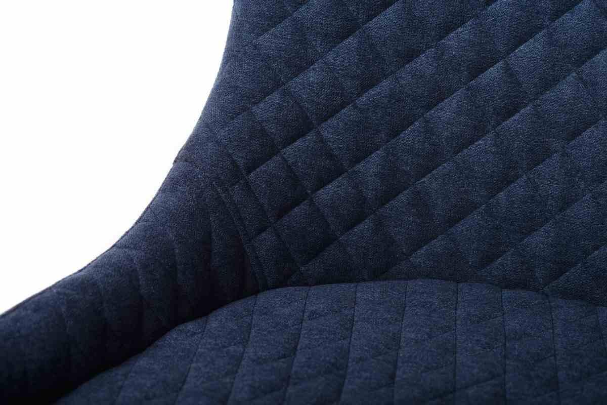 Стілець M-20 синій шенилл 4