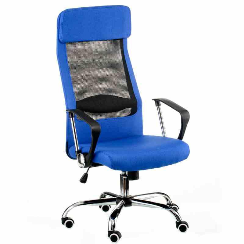 Крісло Silba blue 4