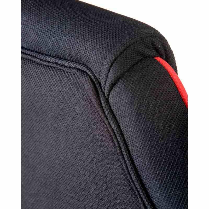 Крісло Prime Black/Red 10