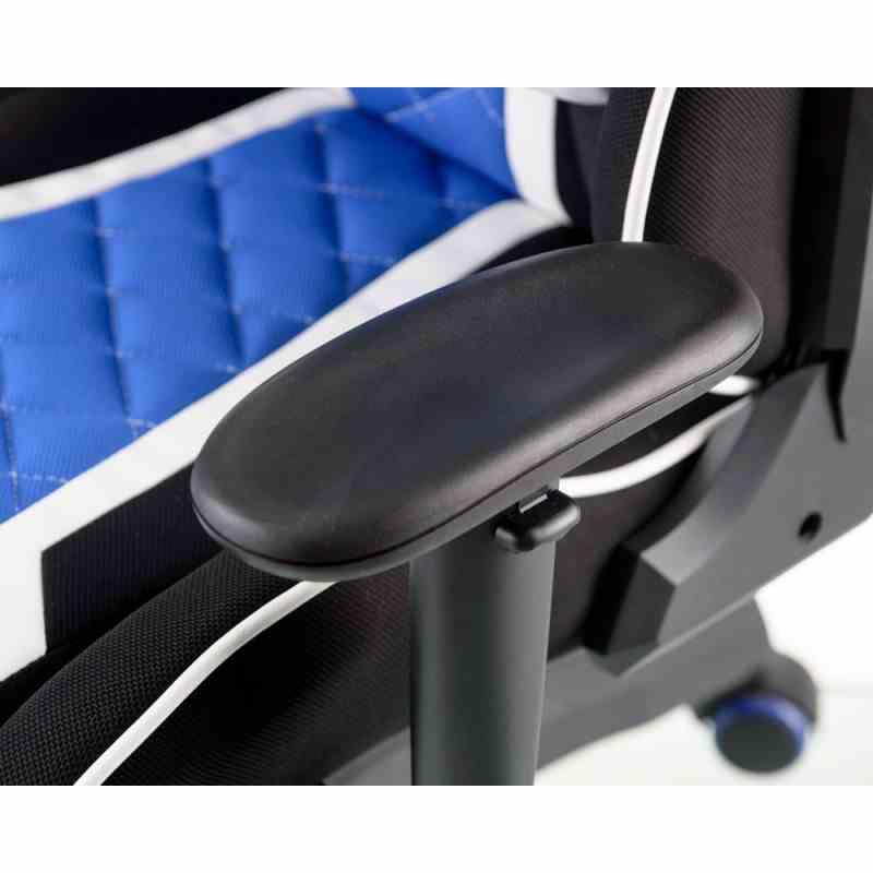 Крісло ExtremeRace 3 black/blue 10
