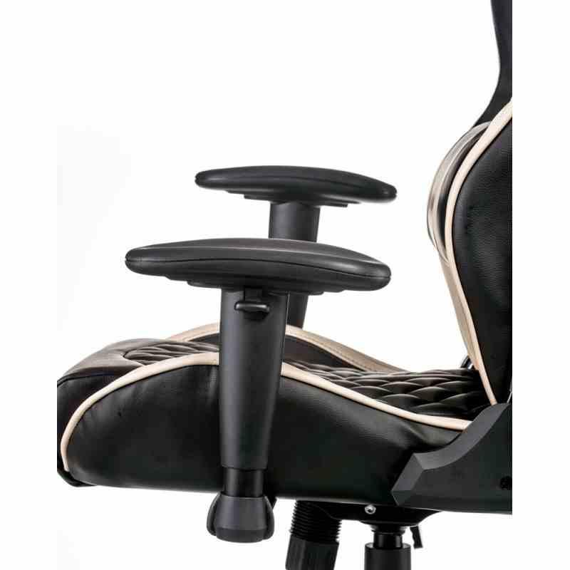 Крісло ExtremeRace Black/Cream 10