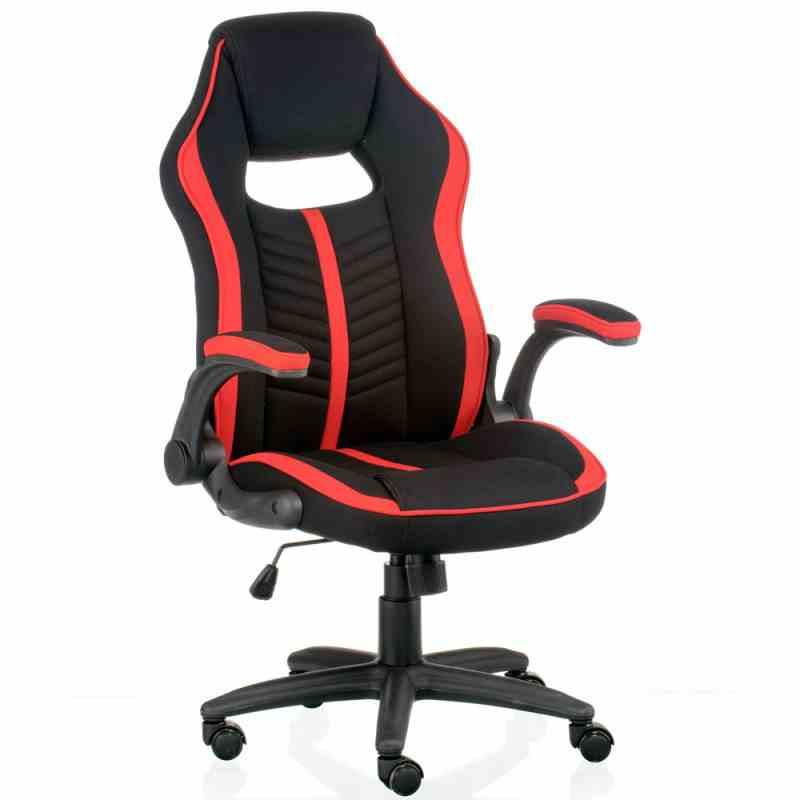 Крісло Prime Black/Red 4
