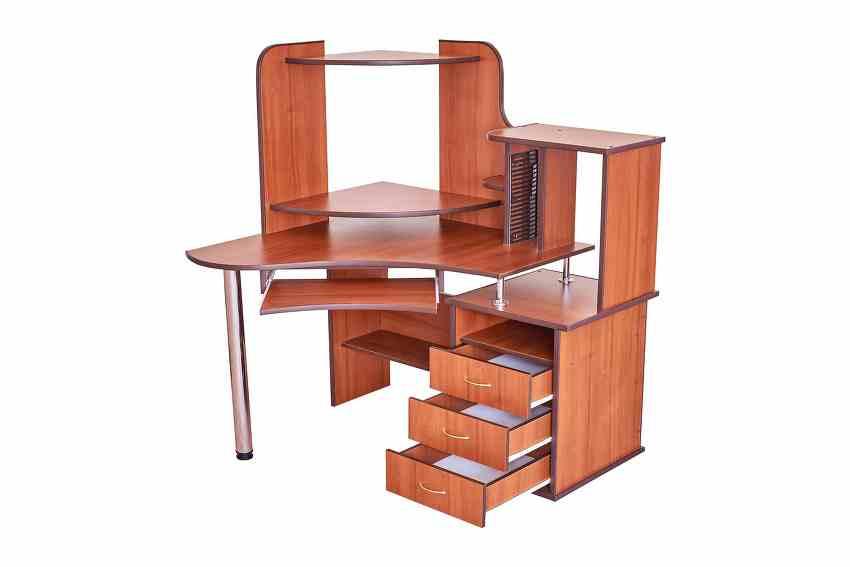 Комп'ютерний стіл КС-02 пл 0