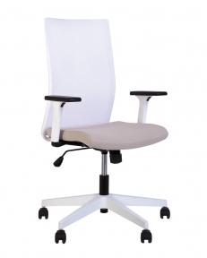 Крісло офісне AIR R net white SL PL71