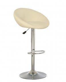 Барний стілець ROSE lux chrome