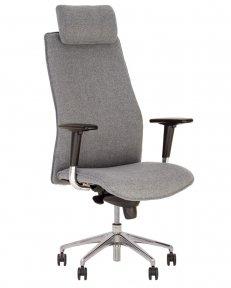 Крісло SOLO R HR steel ES AL70 з «Синхромеханiзмом»
