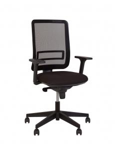 Крісло офісне SMART R net black ES PL70