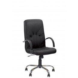 Крісло керівника MANAGER steel Tilt CHR68