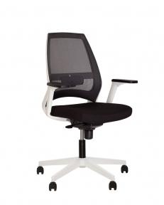 Крісло офісне 4U R 3D net white ES PL71