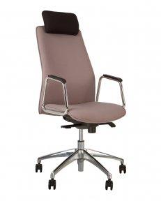 Крісло SOLO HR steel ST AL70 з «Синхромеханiзмом»