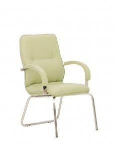 Крісло конференційне STAR steel CFA/LB chrome