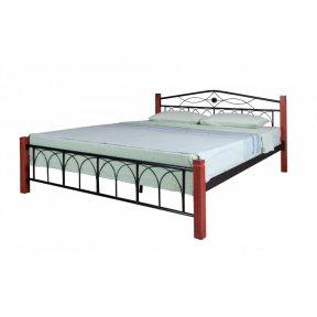 Двоспальне ліжко RUAN 1600x2000 black