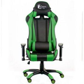 Крісло ExtremeRace black/green