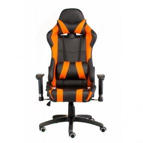 Крісло ExtremeRace black/orange