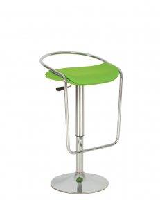 Барний стілець CAMPARI chrome