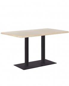 Опора для столу TETRA Duo black