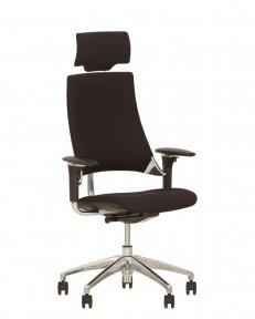 Крісло керівника HIP HOP R HR BLACK