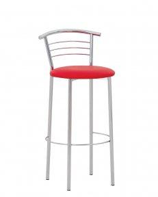 Барний стілець MARCO hoker chrome