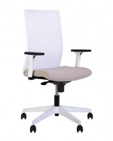 Крісло офісне AIR R net white ES PL71