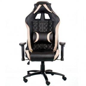 Крісло ExtremeRace Black/Cream