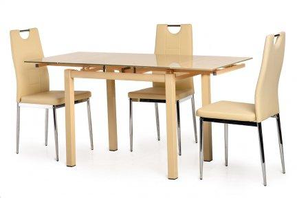Обідній стіл T-231-8 кремовий