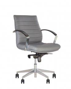 Крісло керівника IRIS STEEL LB CHROME